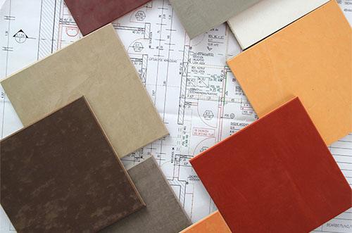 Die richtige Fliese für Ihr Bauprojekt